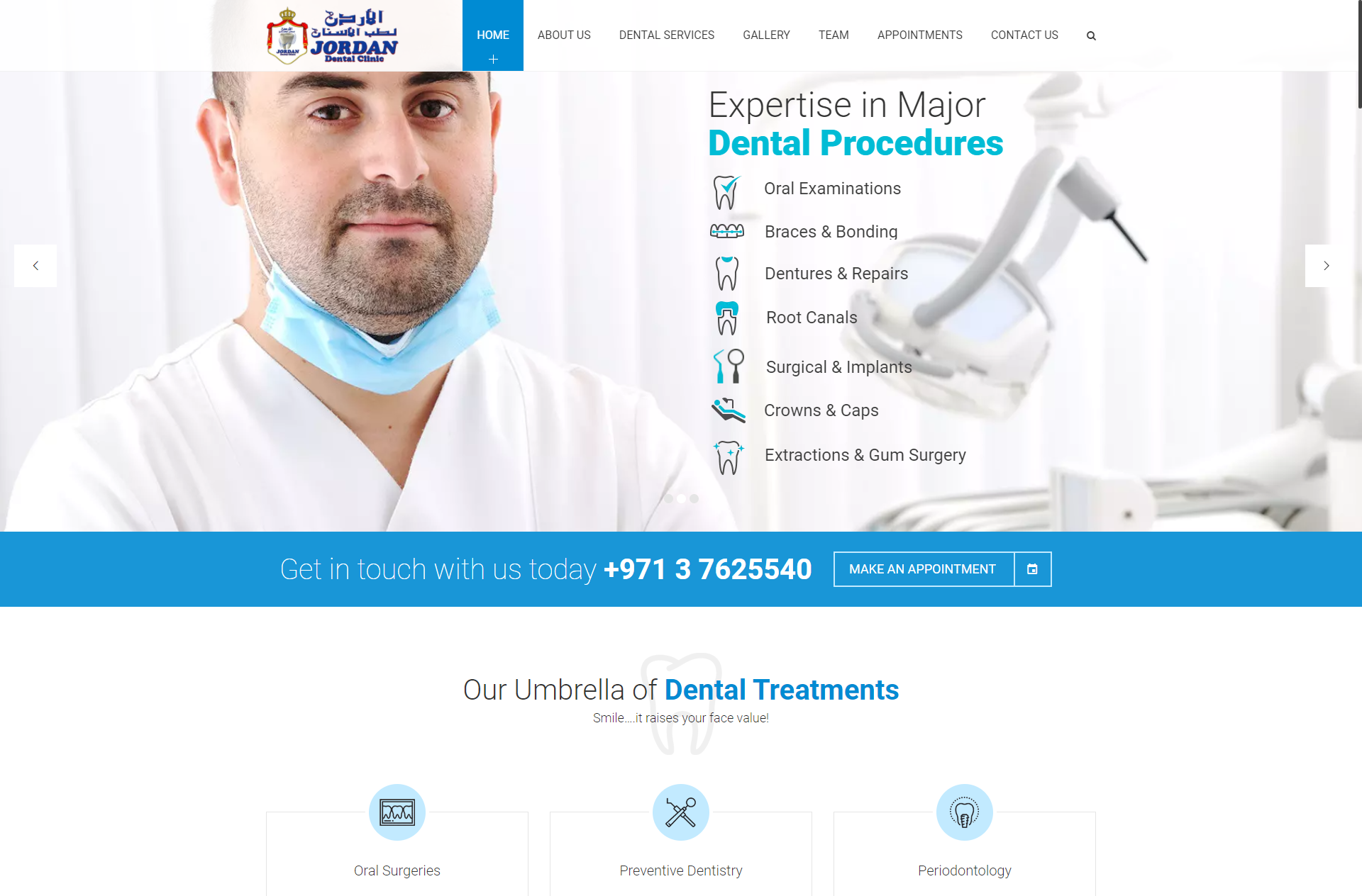 Jorden Dental Clinic